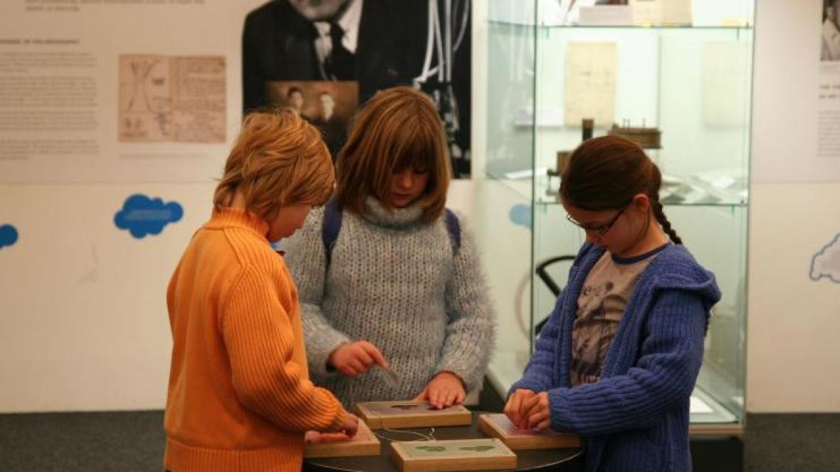 Vynálezci a vynálezy v Národním muzeu
