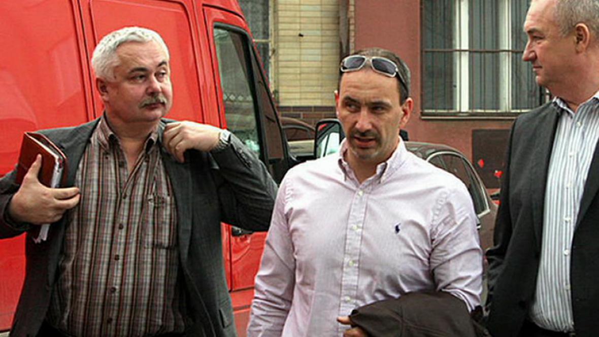 Pavel Dlouhý (vlevo)