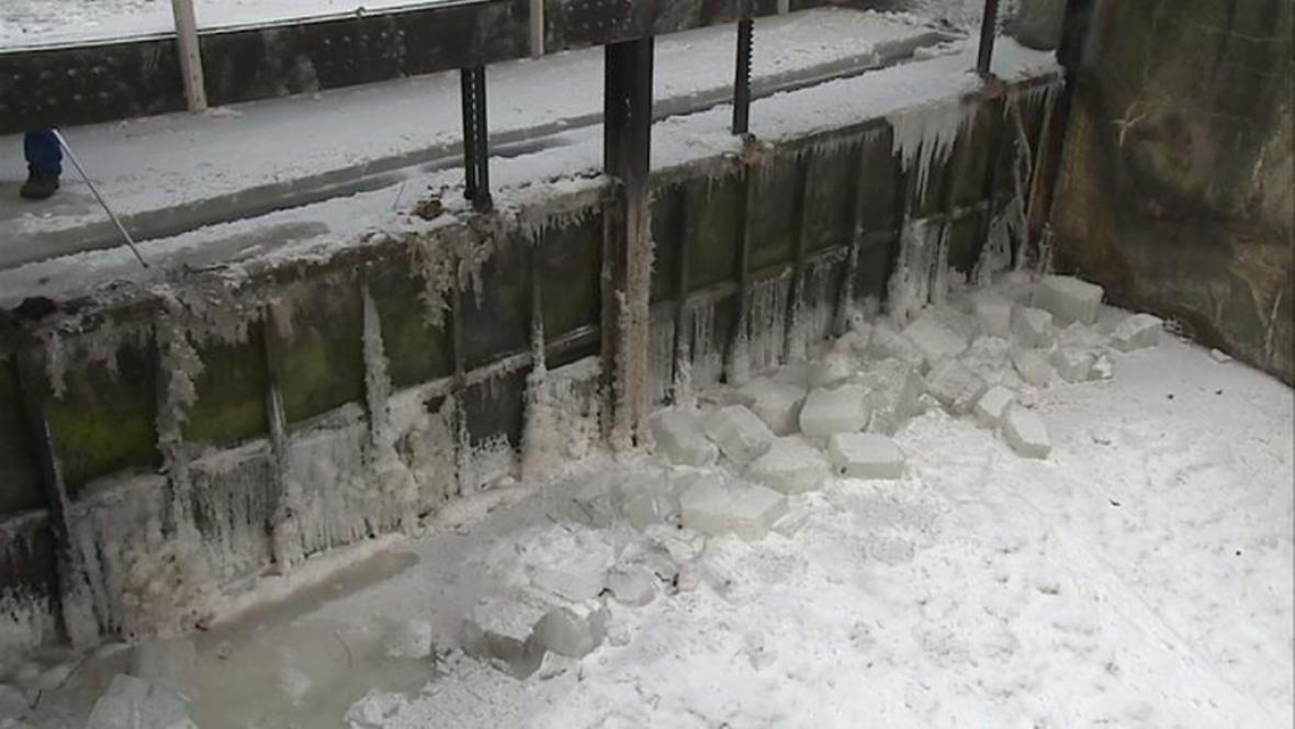 Zamrzlé stavědlo