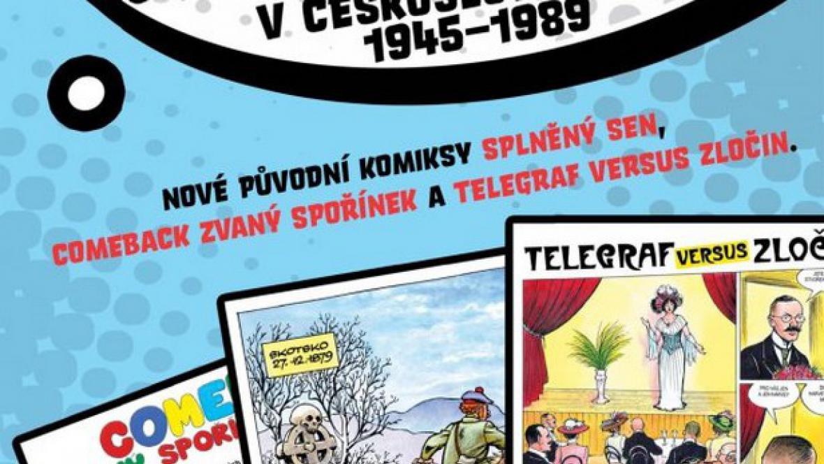 Encyklopedie komiksu v Československu 1845-1989, 2. díl