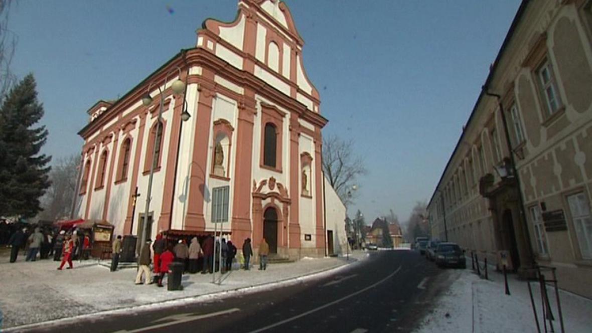 Kostel svatého Valentýna v Příboře