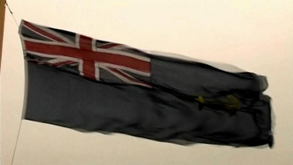 Britské námořnictvo