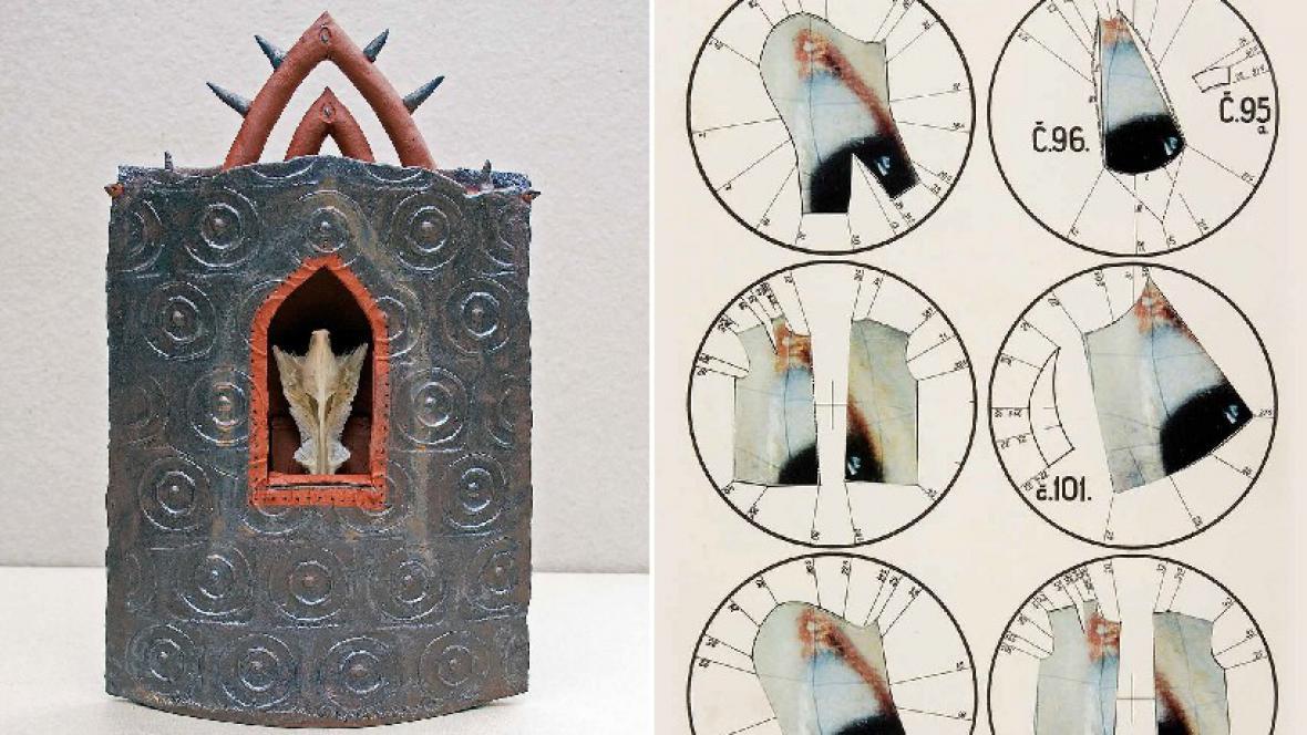 Naděžda Potůčková - Staré tajemství (2009) / Josef Hrubý - Střihy XVII (1996)