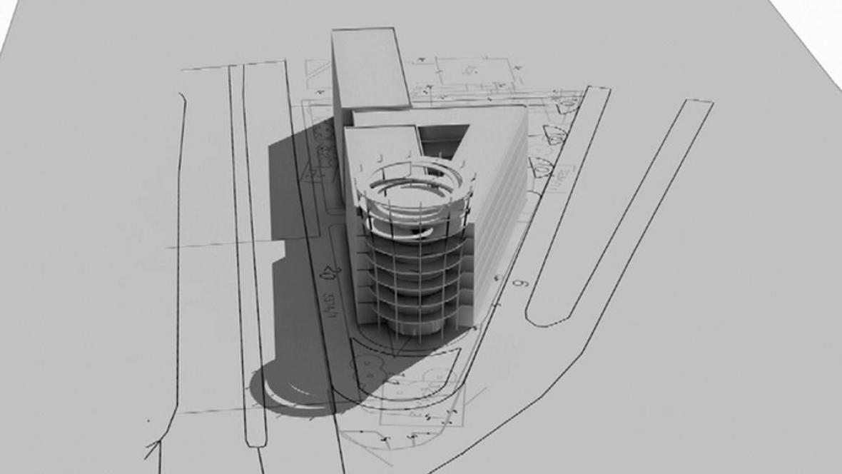 Návrh víceúčelové budovy