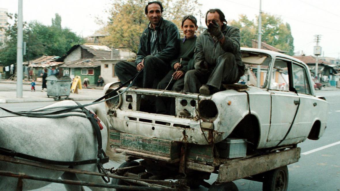 Bulharský automobilismus na jiný způsob
