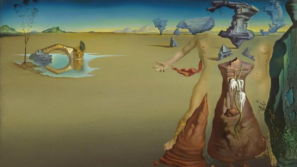 Salvador Dalí / Oasis