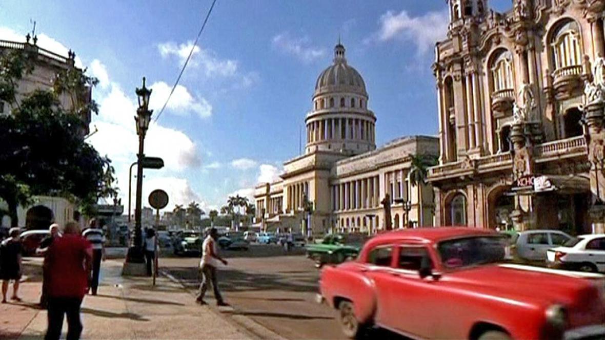 Kuba - ilustrační foto