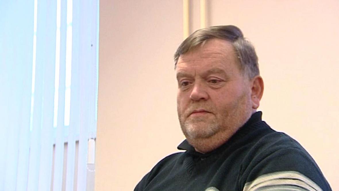 Varhanář Vladimír Grygar