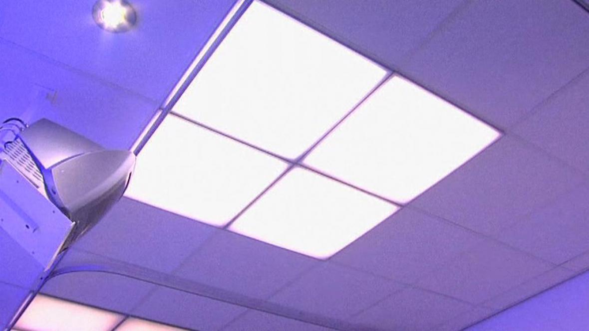 Nemocniční světlo