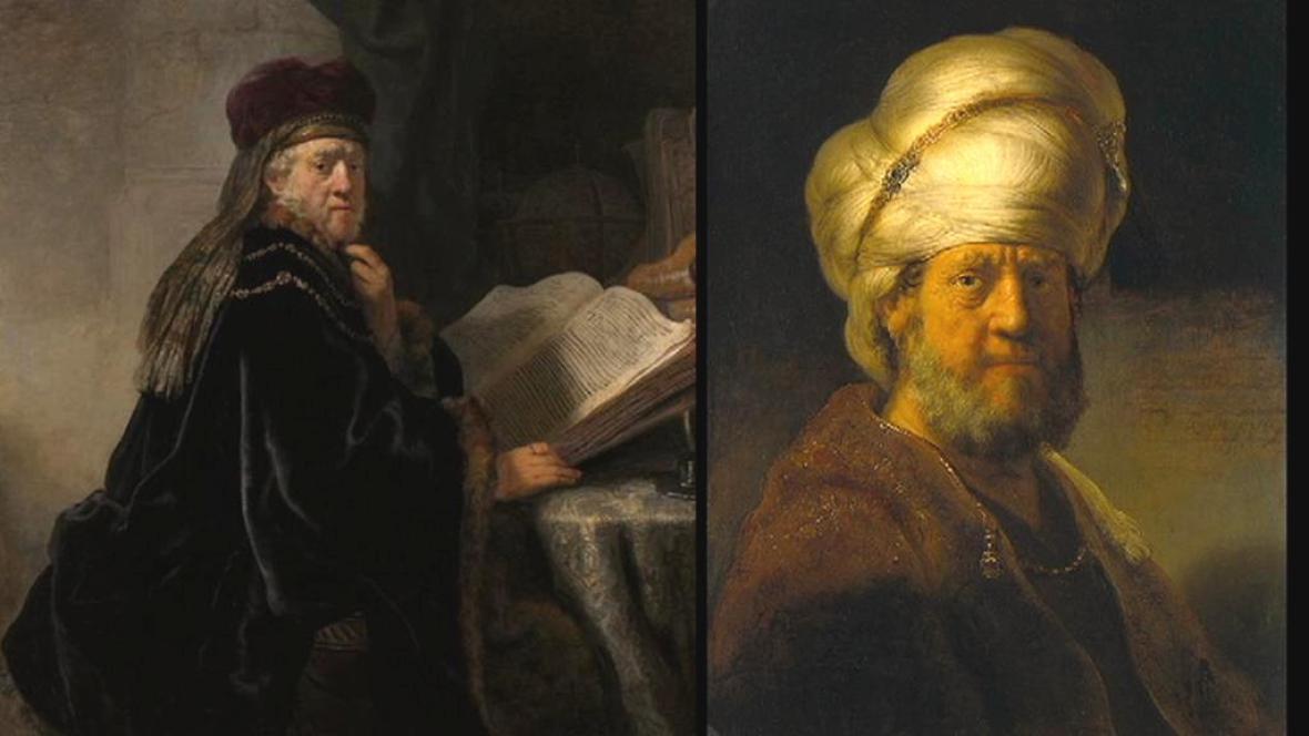 Rembrandt & Co. – Příběhy umění ve století blahobytu