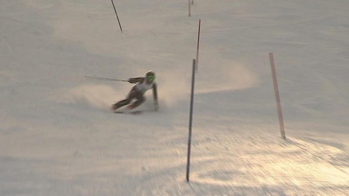 Český pohár ve sjezdovém lyžování