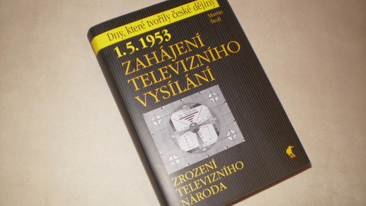 Martin Štoll / Zahájení televizního vysílání