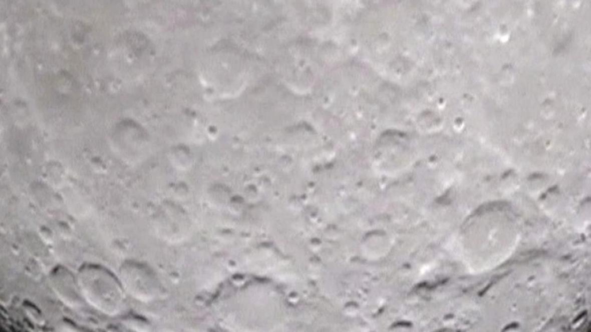 Odvrácená strana Měsíce