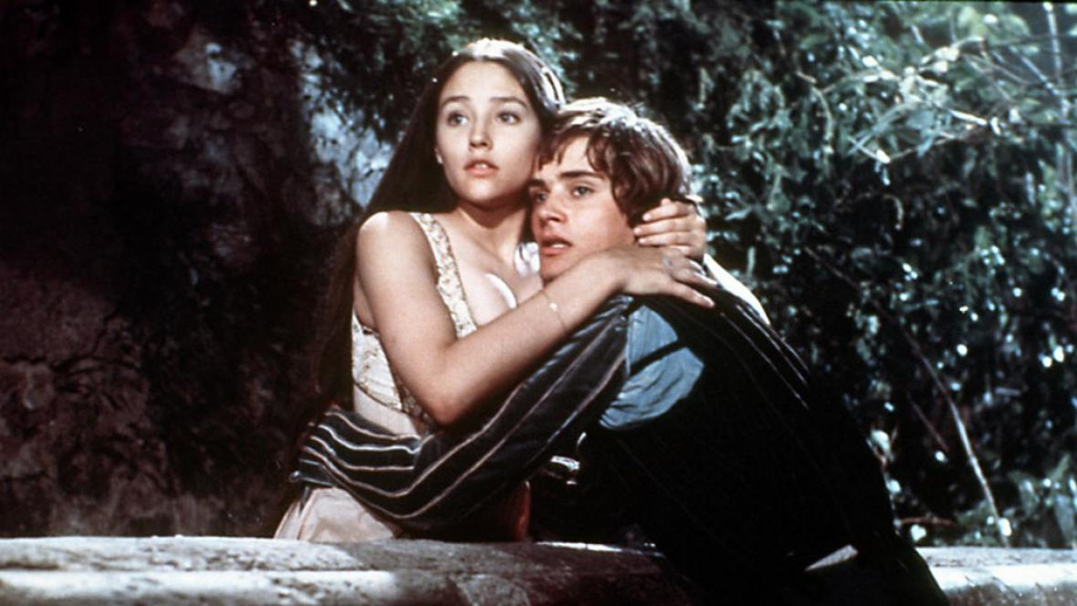 Romeo a Julie / Olivia Ossuno Hussey a Leonard Whiting