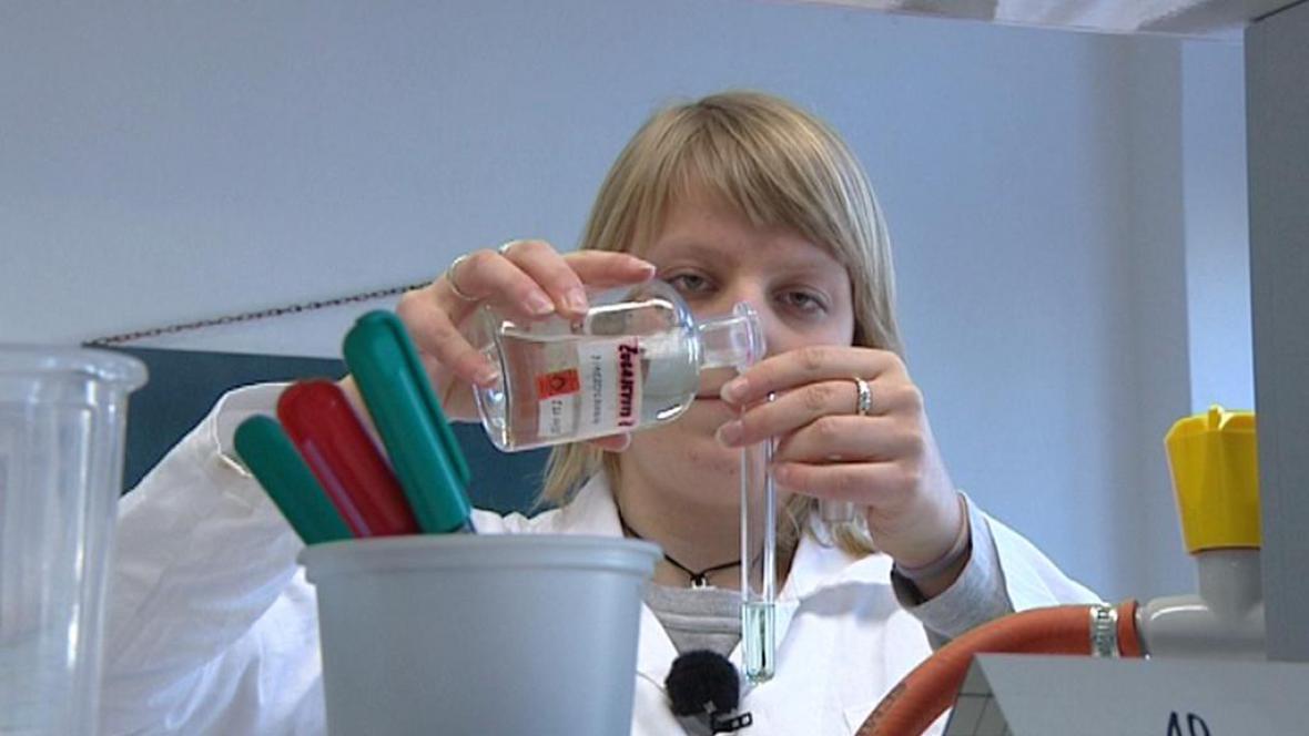 Soutěž o nejlepšího mladého chemika