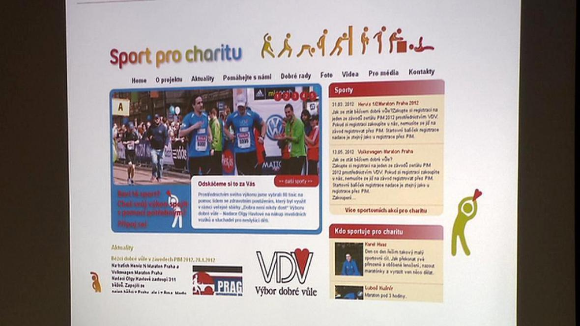Sport pro charitu