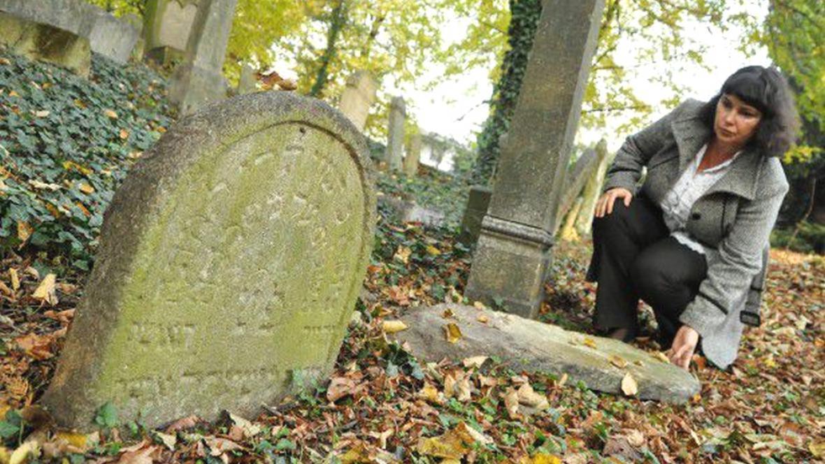 Židovský hřbitov v Břeclavi