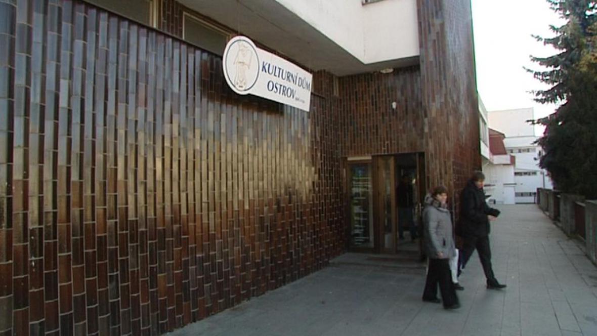 Kulturní dům Ostrov v Havlíčkově Brodě