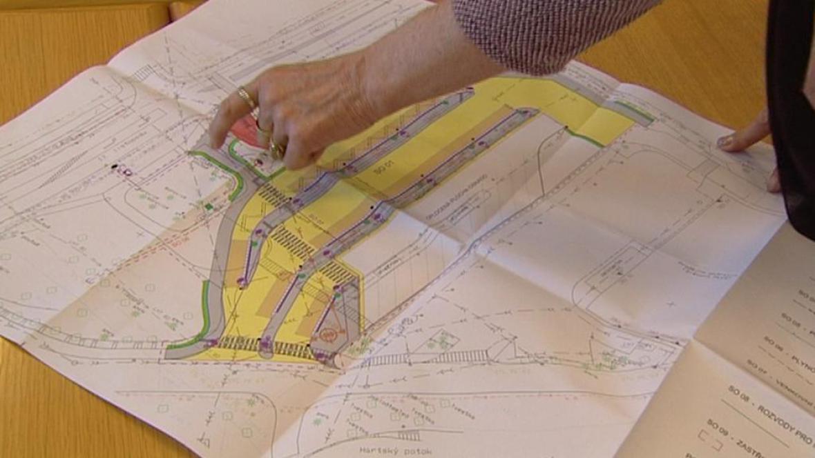 Projekt rekonstrukce nádraží