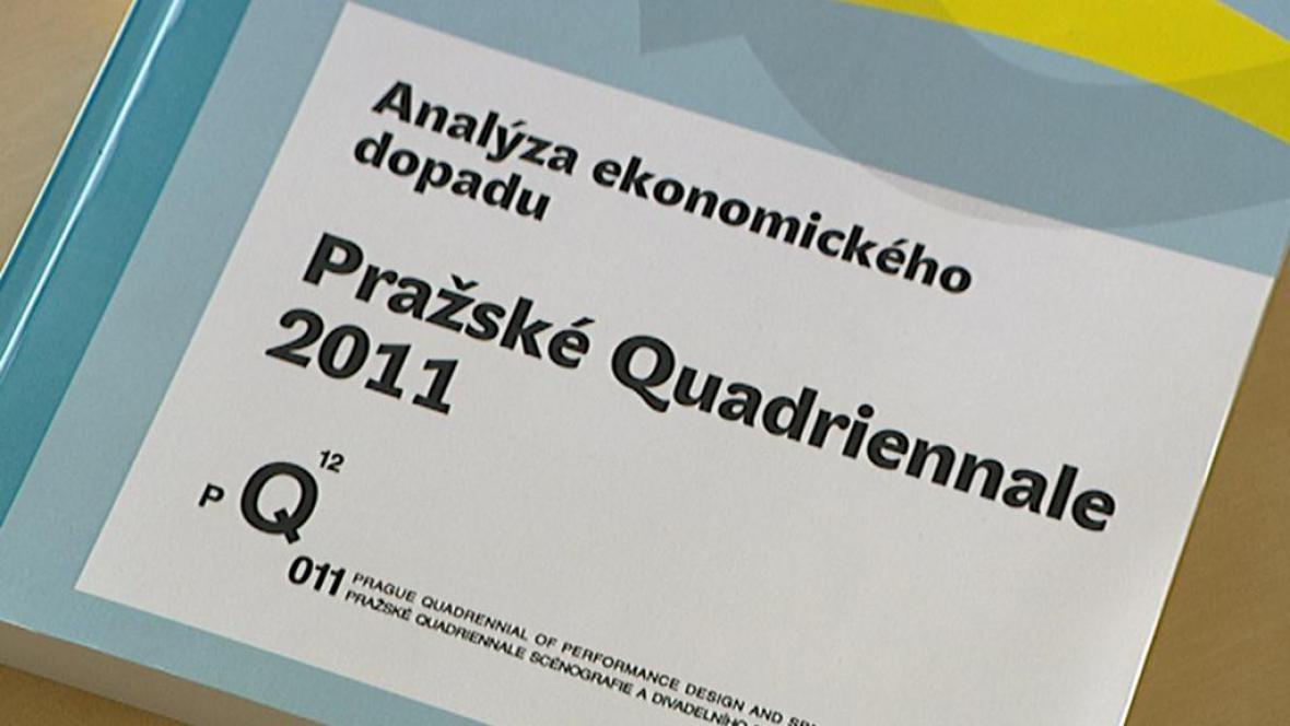 Studie Pražského Quadriennale