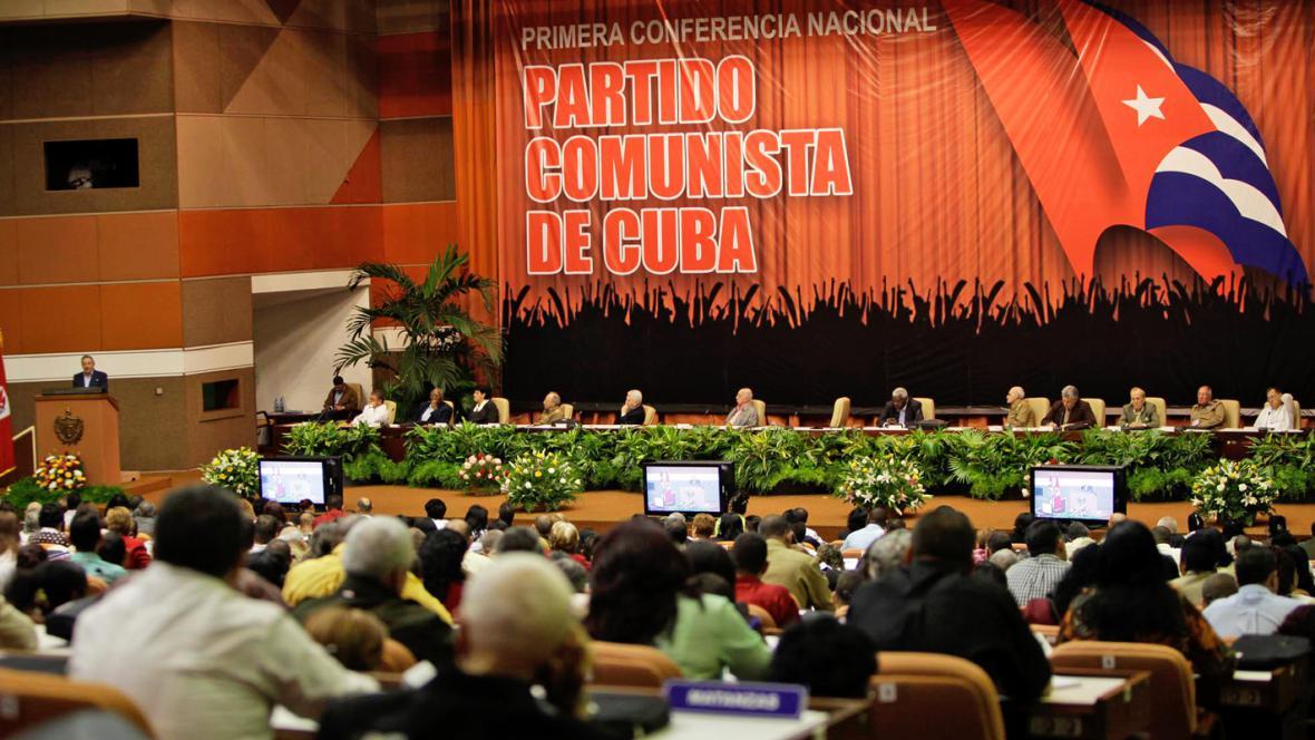 Celostátní konference Komunistické strany Kuby