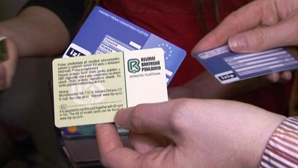 Karta pojištěnce RBP