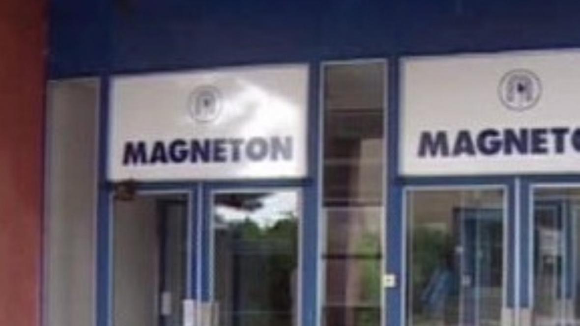 kroměřížský Magneton