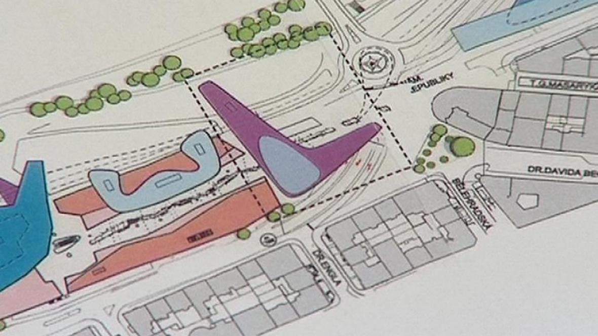 Projekt revitalizace Dolního nádraží