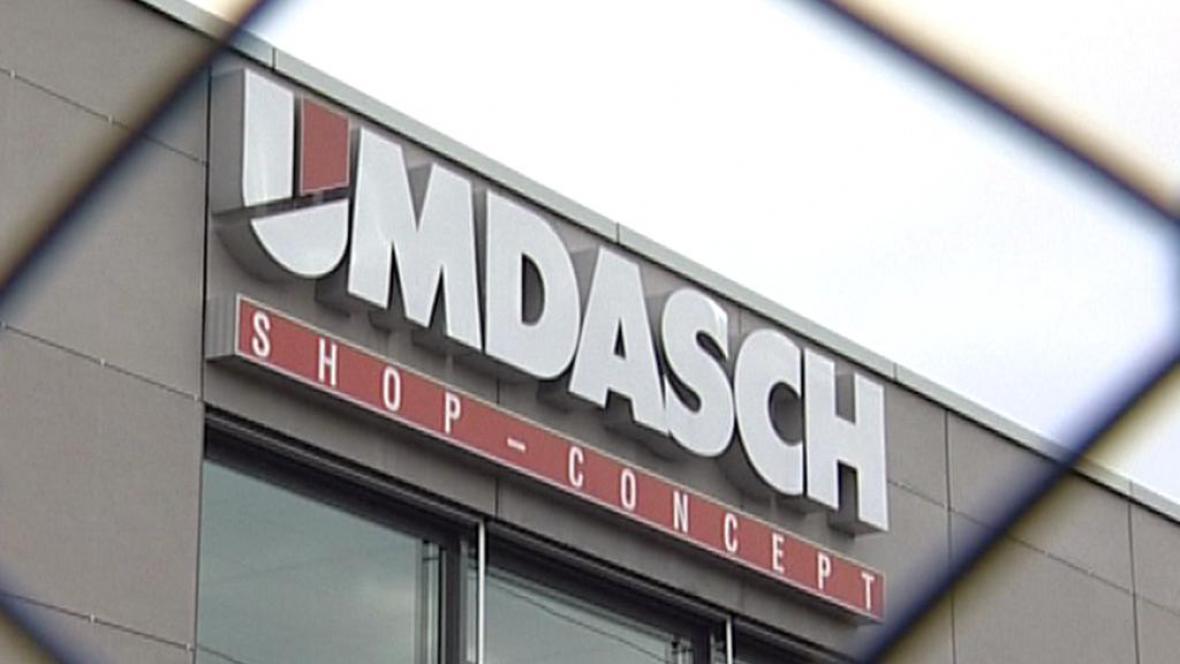 Logo firmy Umdasch