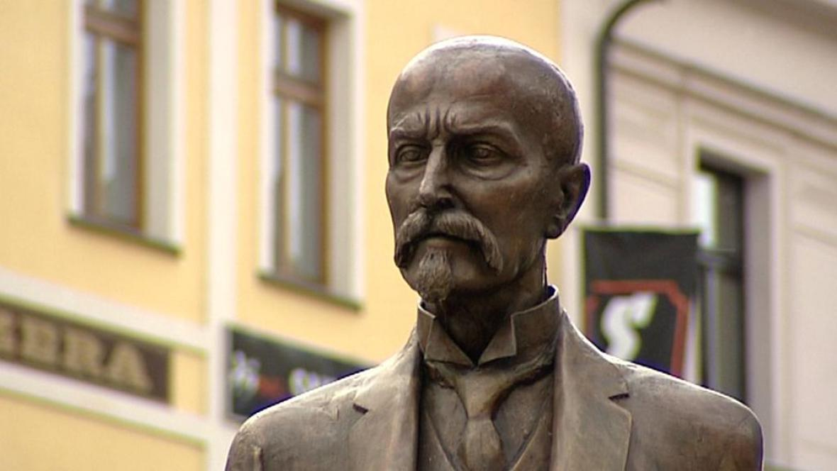 TGM v Karlových Varech