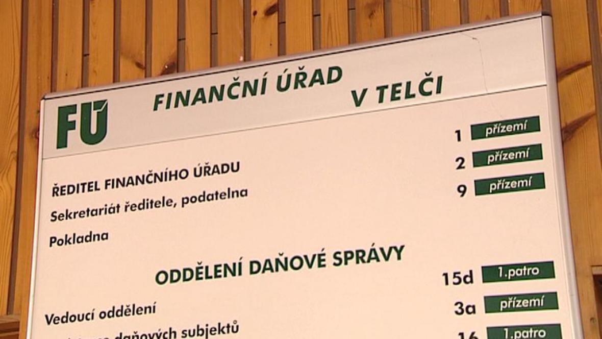 Finanční úřad Telč