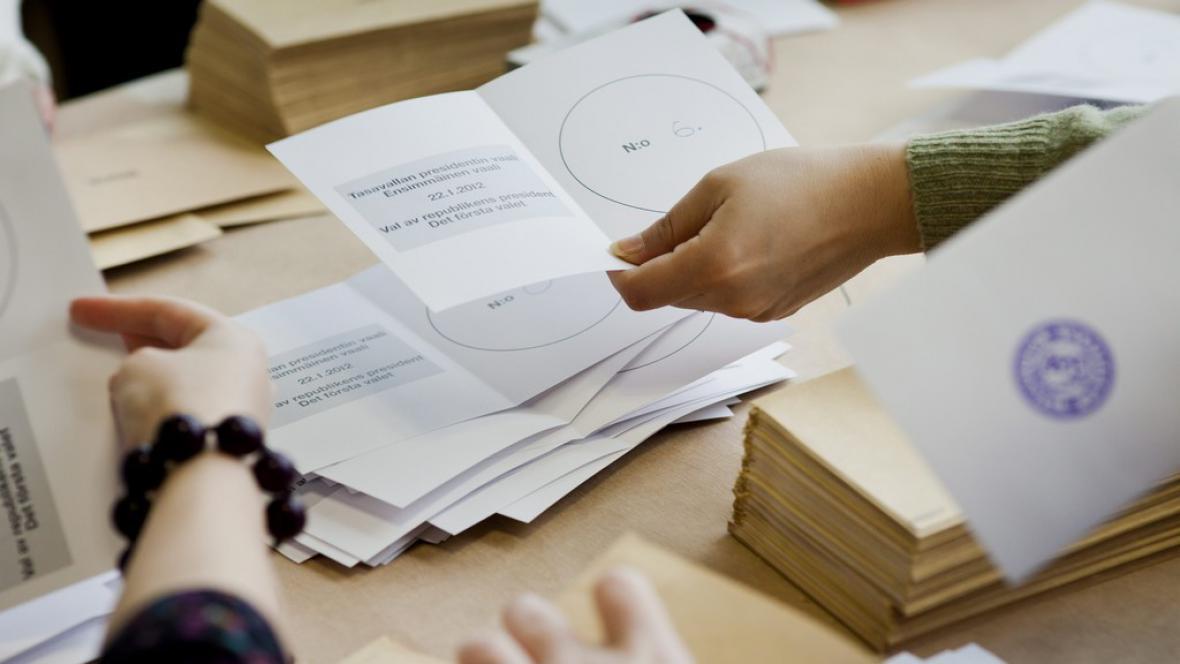 Volby ve Finsku