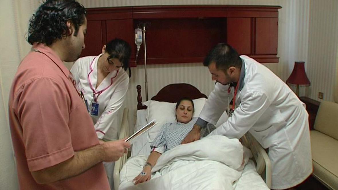Nemocnice v Kataru