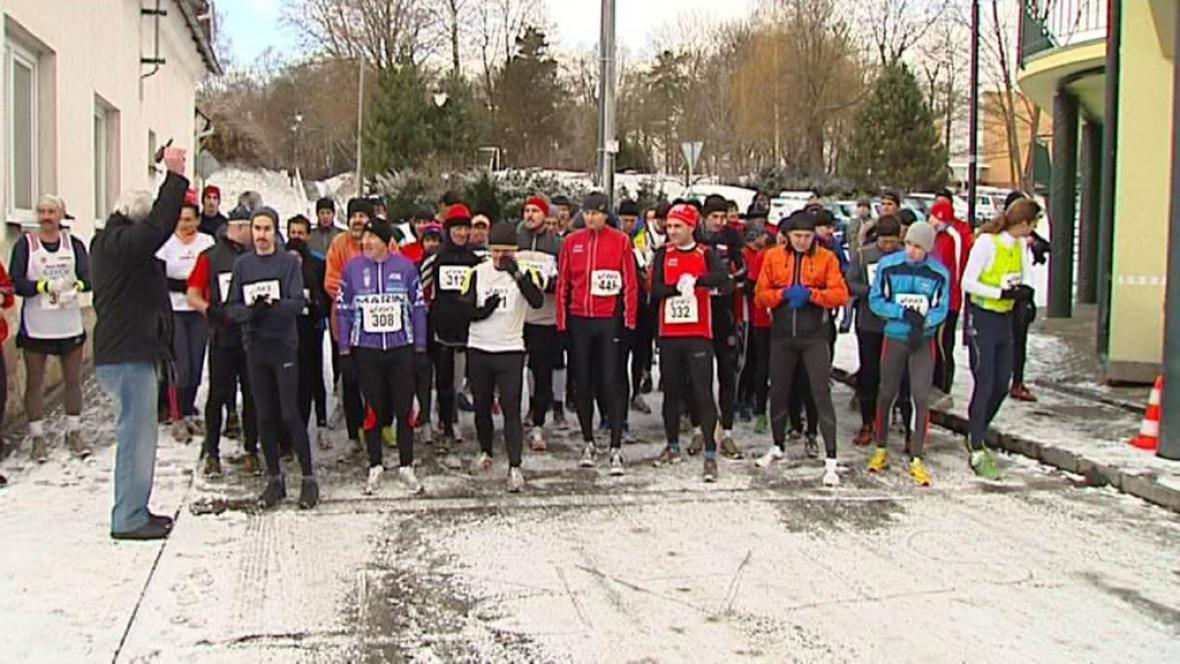 Třebovický maratón v Ostravě