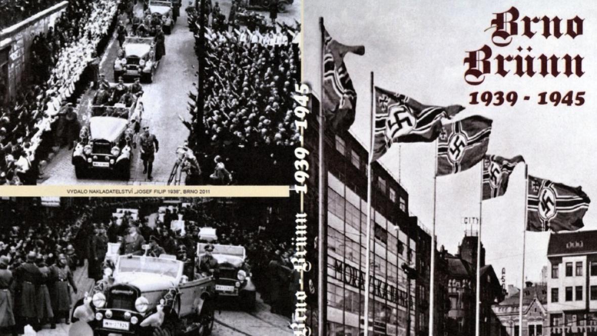 Roky nesvobody - kniha o válečném Brně