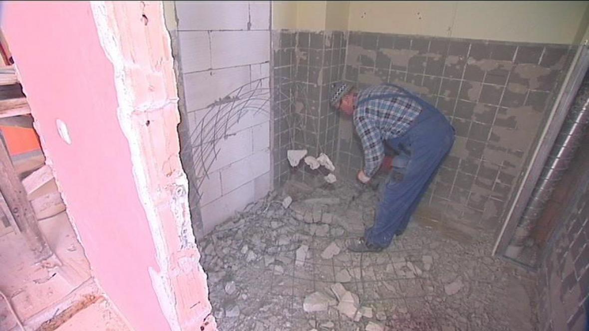 Rekonstrukce nemocnice v Opavě