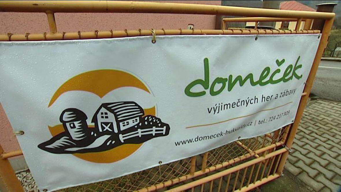 Středisko Domeček