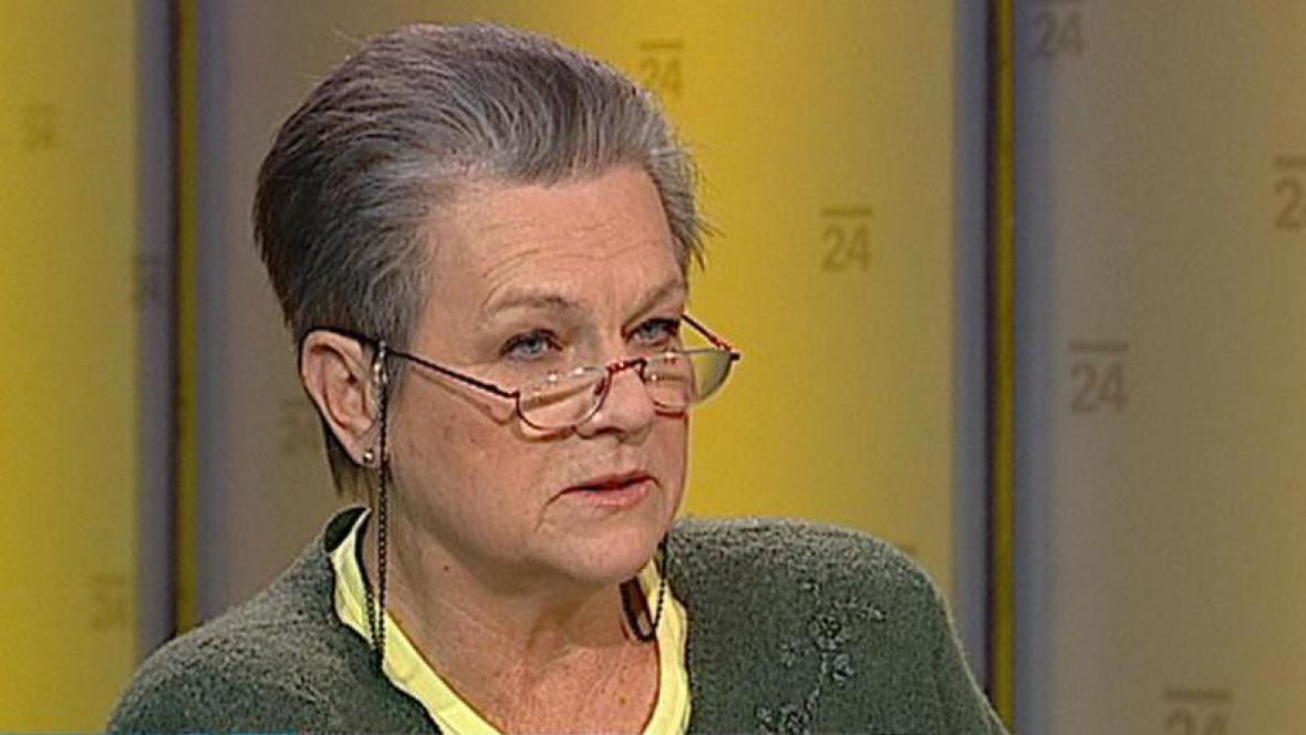 Sexuoložka Růžena Hajnová