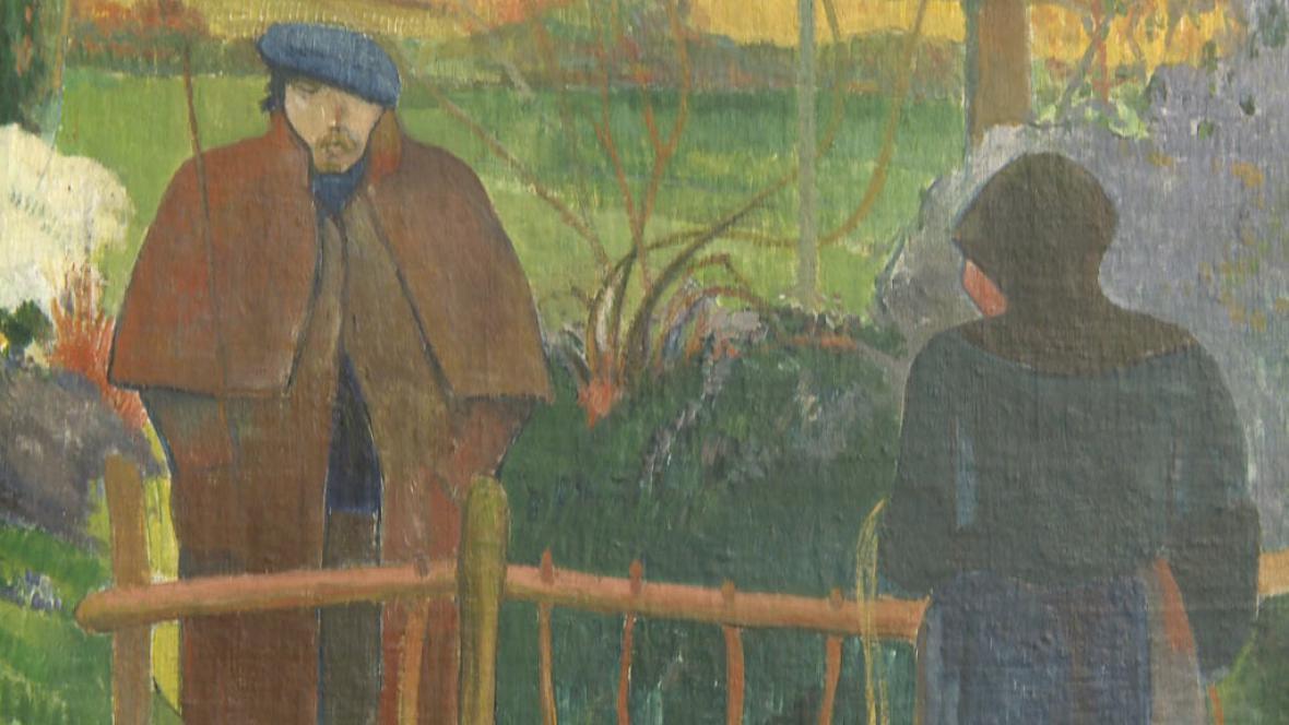 Paul Gauguin / Bonjour, Monsieur Gauguin