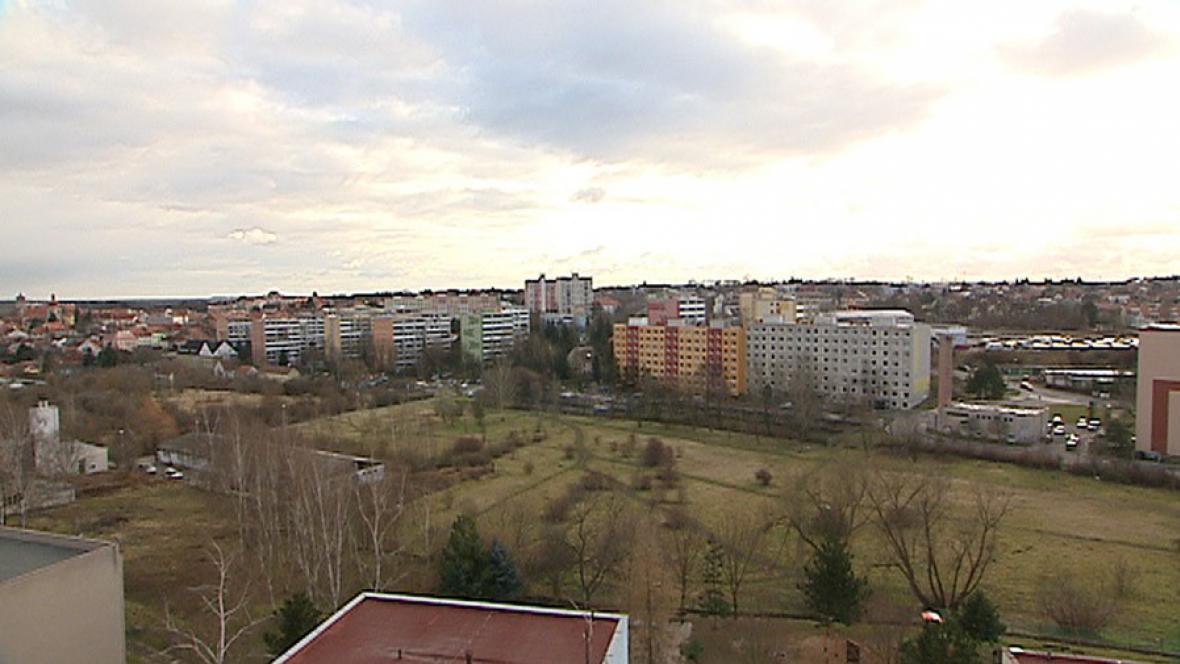 Park v Brandýse nad Labem