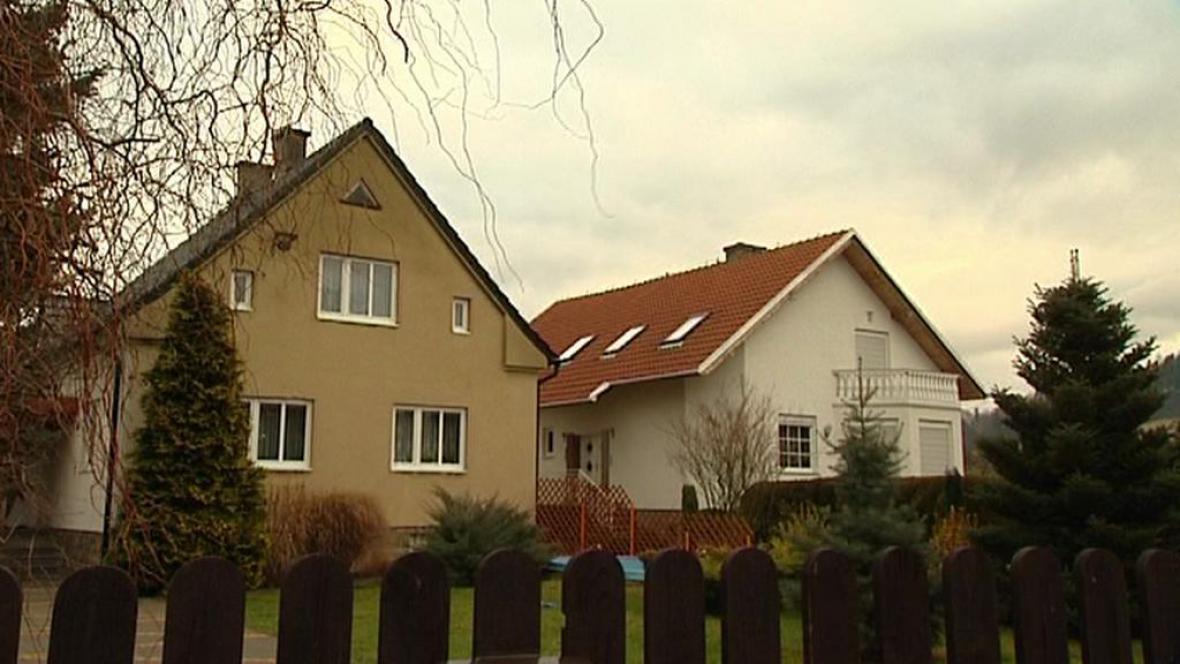 Rodinné domy v Palkovicích