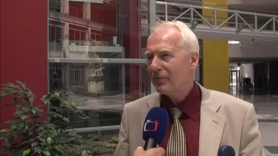 Předseda Krajského soudu v Brně Jaromír Pořízek