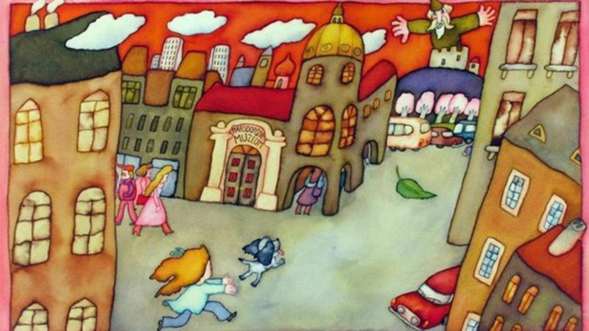 Ilustrace Evy Šedé