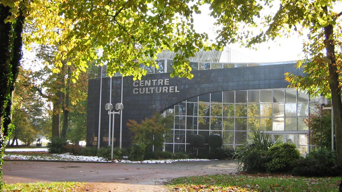 Kulturní centrum v Cesson-Sévigné
