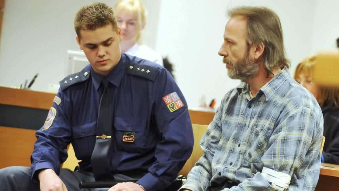 Jiří Bartál u soudu