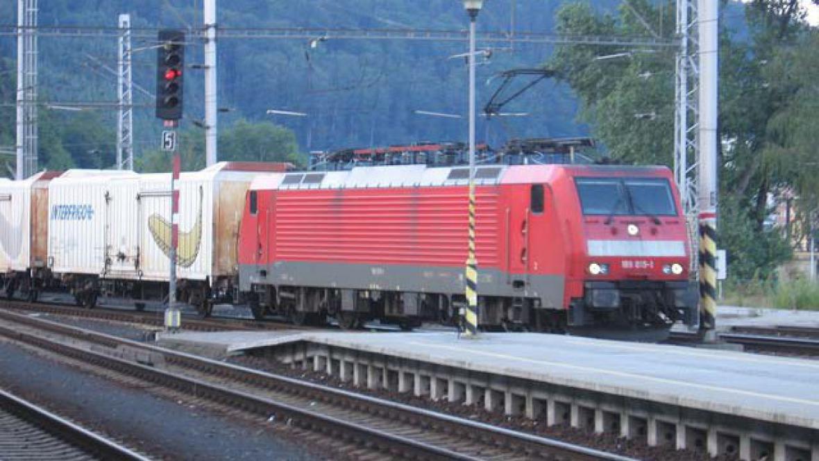 Nákladní lokomotiva Siemens ES64F4