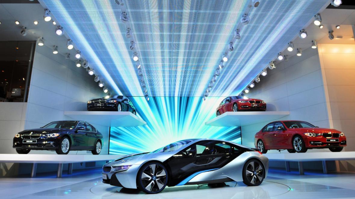Prezentace BMW