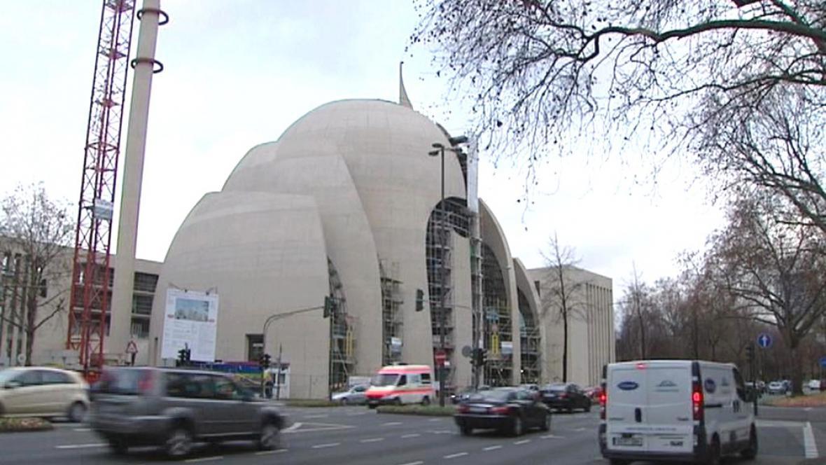 Mešita v Kolíně