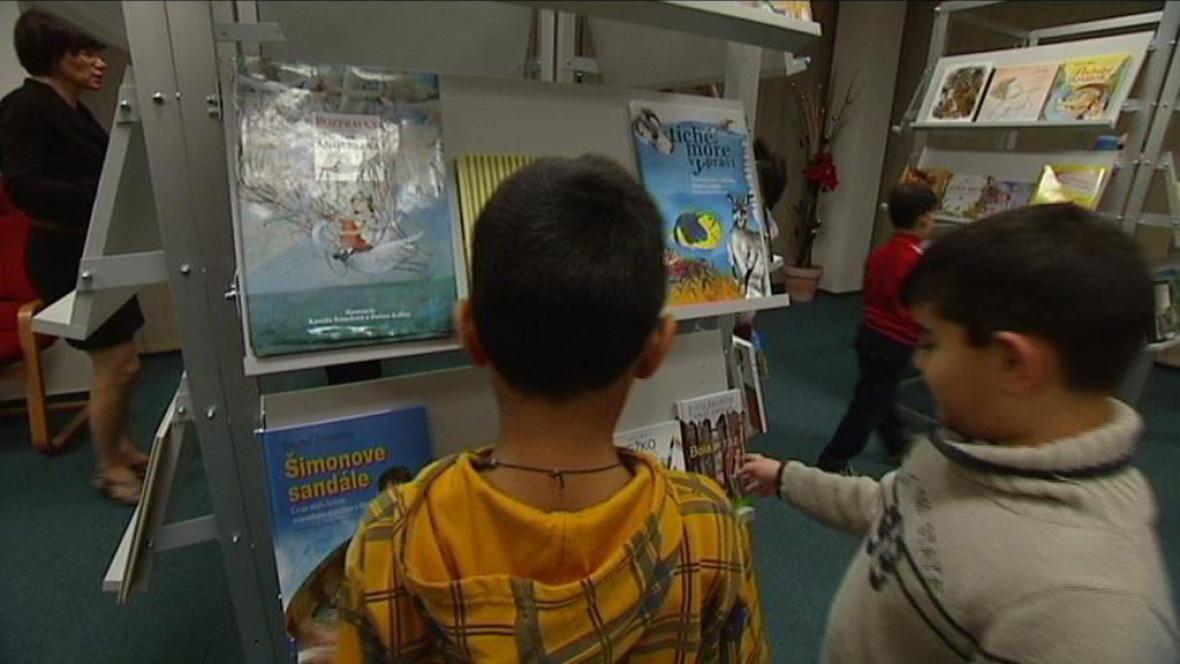 Výstava dětských knih