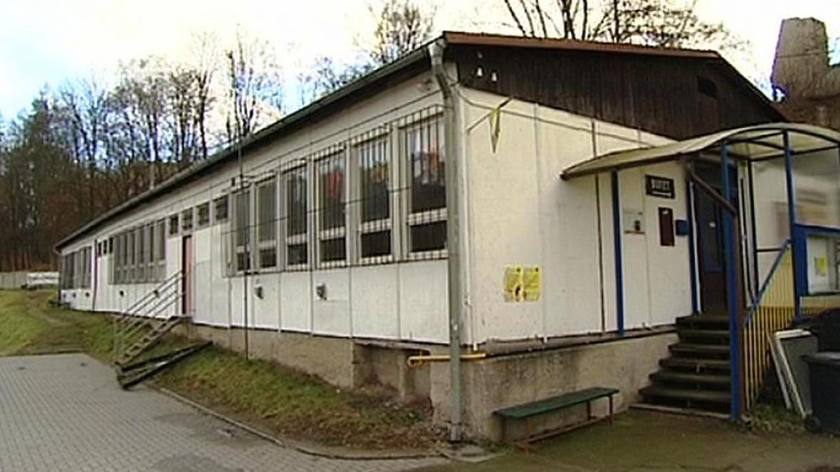 Sportovní kabiny v Jihlavě